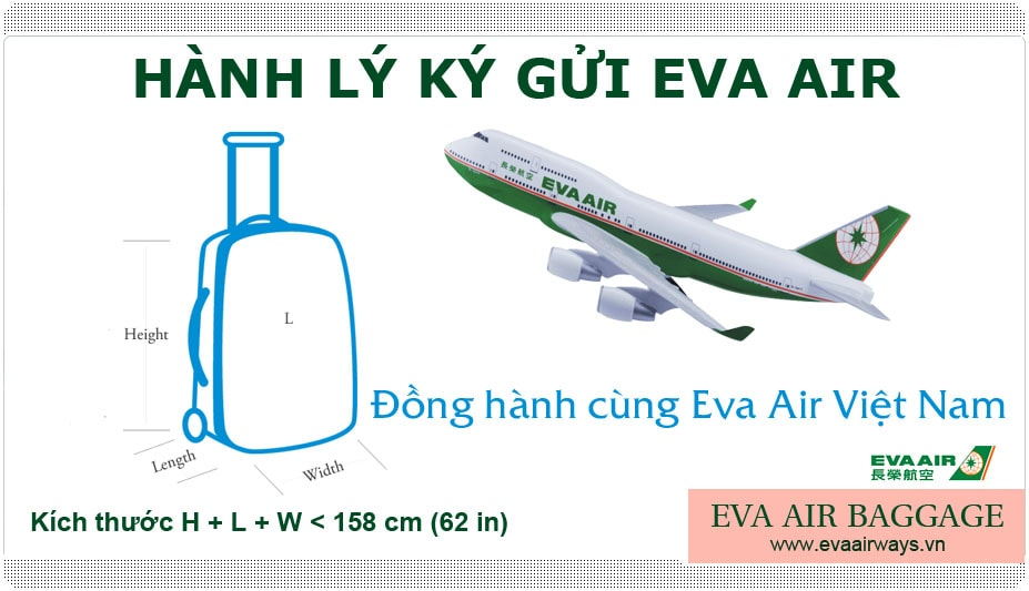 Eva Air baggage